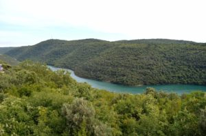 Lim Fjord, Kroatië